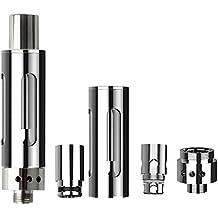 cigarrillos electrónicos atomizador para ego 510 GS G1 BSTcig/ 2.0ml E cigarette Claromizador tank / 0.5ohm Vaporizador coils / Sin Nicotina - color plata