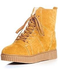 Para Zapatos Botines Mujer Amazon Comodos es 41 p1qPwn7Xx