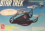 Star Trek Special Edition 3-Piece u.s.s. Enterprise CHROME SET