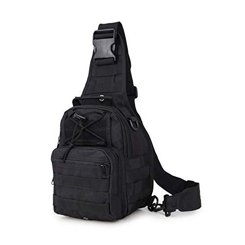 YGMDSL Brusttasche Sling Rucksack Schultertasche, Crossbody Umhängetasche Sporttasche Männer