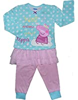 Peppa Pig Pyjamas Ballerina Cute Tutu 18 months to 4-5 years