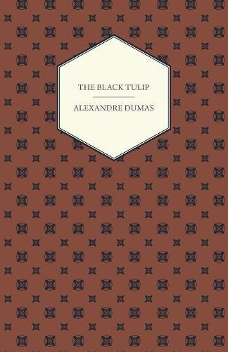 Book cover for The Black Tulip