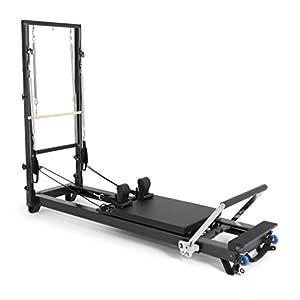 Reformer Pilates de Aluminio HL 2 Con Torre