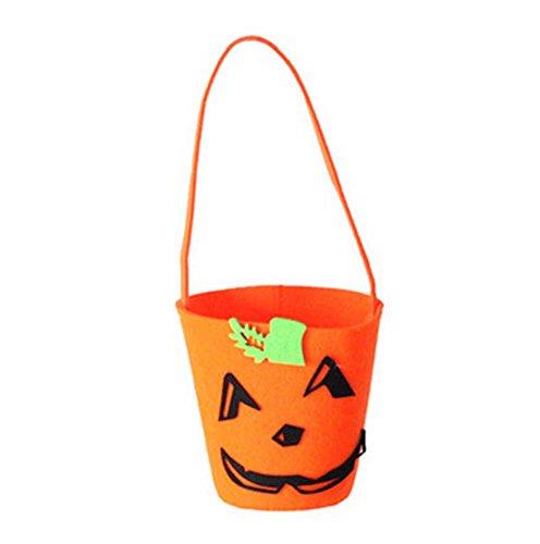 Non-Woven-Halloween-Party-Geschenk-TaschenKürbis - Uk Halloween-geschenk-korb,