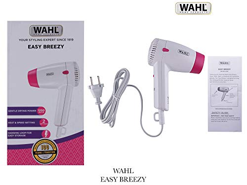 Wahl India Easy Breezy Hair Dryer (Multicolor)