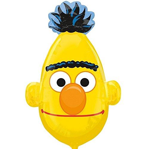 großer Ballon Helium Sesame Street xxl bart
