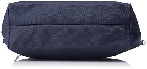 LacosteL1212 Concept - Borsa a tracolla Donna Blu (Eclipse)