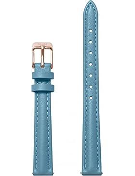 Cluse Unisex Erwachsene - Uhrenarmband Leder CLS522