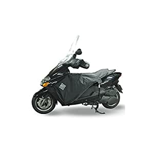 TABLIER COUVRE JAMBE TUCANO POUR YAMAHA 125 MAJESTY - MBK 125 SKYLINER (R038 - N) (THERMOSCUD)