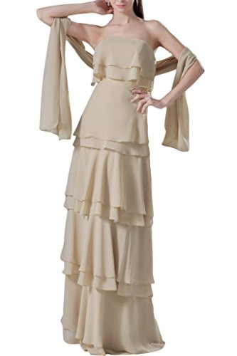 Sunvary-Maxi, collezione 2015, colore: viola a fantasia New Fashion Pageant abiti da sera con lacci Regency
