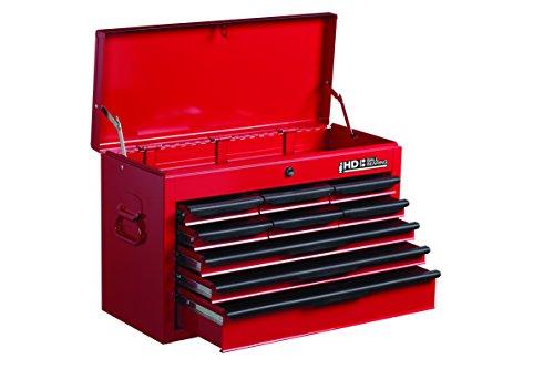 Hilka G301C9BBS Werkzeug-Kasten, robust, 9 Schubladen - 9 Schubladen Werkzeug