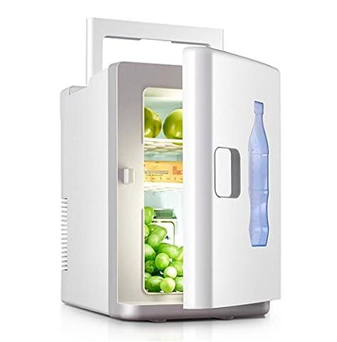 Mini Frigo Pour Voiture Maison Double Usage, Refroidisseur Et RéChauffeur,