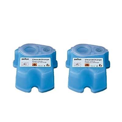 Braun CCR2 Clean & Renew Refill Cartridges - 2 Pack