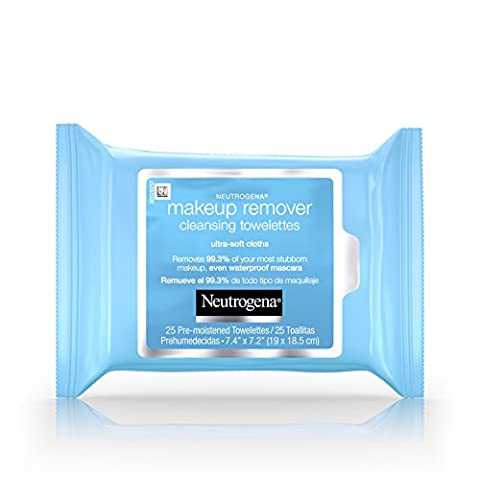 Neutrogena Make-up Remover Cleansing Towelettes Refill Pack - 25