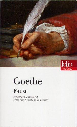 Faust par Johann Wolfgang von Goethe