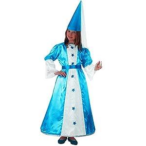 Carnival Toys-Disfraz Hada Azul, De Sobre V