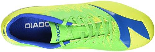 Diadora Dd-na4 R Lpu, Entraînement de football homme Giallo (Giallo Fluo/Verde Fluo)