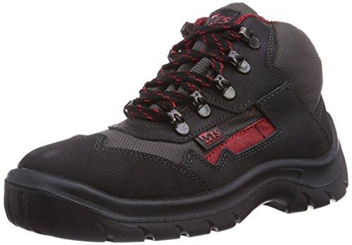 mts-unisex-adults-sicherheitsschuhe-melbourne-s2-7153-safety-shoes-black-size-10-uk