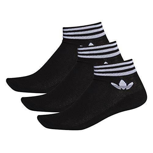 adidas Socken TREF ANK SCK HC Größe: 35-38 Farbe: black/white -