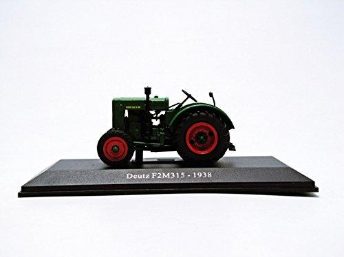 Universal-Hobbies-6105-Sammlermodell-Deutz-F2M315-1938-Traktor-143-aus-Metall