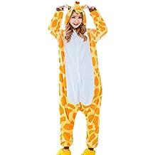 0bfae44d18 Pijama unicornio Disfraz Animal Ropa de dormir Cosplay Disfraces Pijamas  para Adulto Niños Carnaval Halloween Festival