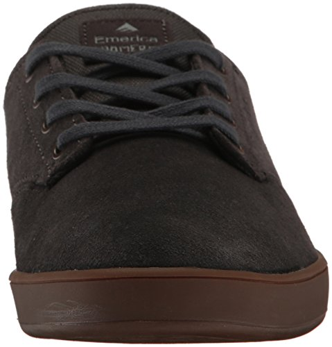 Emerica The Romero Laced, Herren Skateboardschuhe Grau