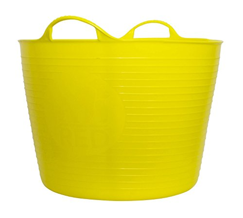 Decco Ltd Tubtrug Bassine souple, grand modèle 38 L citronier
