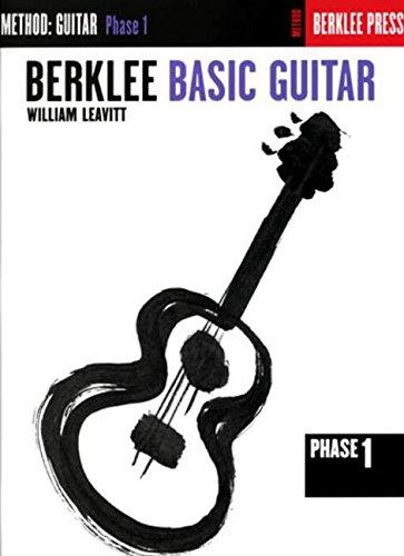 Berklee Basic Guitar Phase 1 Gtr por William Leavitt