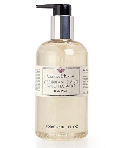 Crabtree & Evelyn Caribbean Island Wild Flowers Bath & Shower Gel - Evelyn Lily