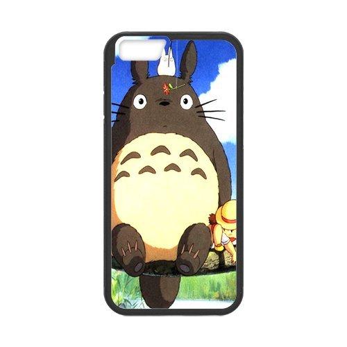 """Anime Totoro Design Étui pour l'iPhone 6/6S, Personalized Coque pour iPhone 6(4.7inch) """", Customize Anime Totoro TPU Phone Case Housse de Protection Housse Coque Étui Cas Back Cover p"""