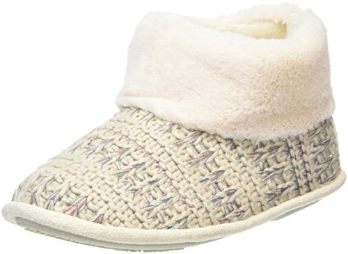 isotoner-damen-knitted-pillowstep-bootie-hi-top-hausschuhe-beige-beige-pink-40-eu-7-uk