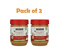 Farmerson All Natural Peanut Butter Creamy, 454g (227g Pack of 2)