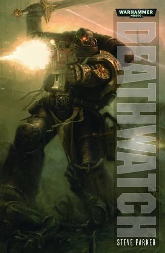 Deathwatch (Warhammer 40000) by Steve Parker (2013-04-11) par Steve Parker