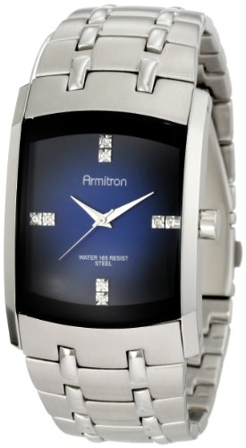 armitron-hommes-204507dbsv-swarovski-crystal-silver-tone-accentues-bleu-regarder-degrader-robe-dial