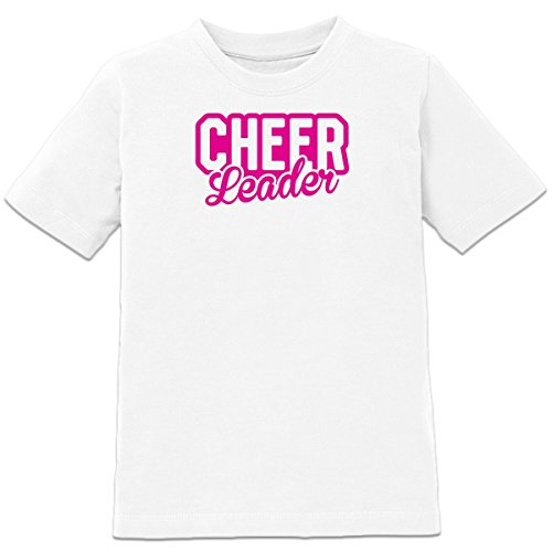 Cheerleader Logo Kinder T-Shirt by Shirtcity (T-shirt Designs Cheerleader)
