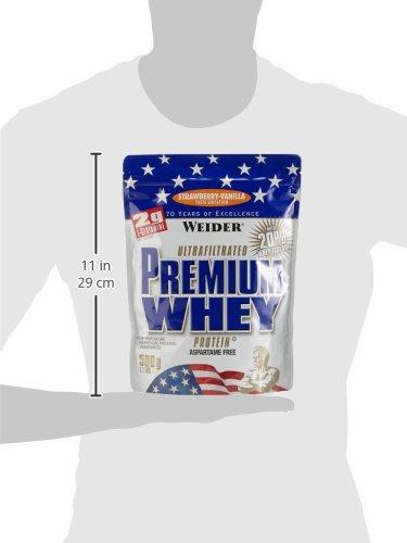 WEIDER Premium Whey Protein - 5