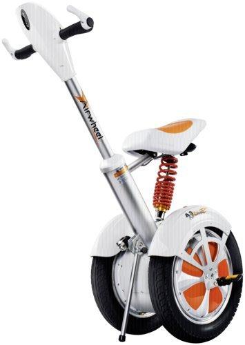 Airwheel elektrische A3Biga, Herren, Weiß/Orange, 72x 113.4X 43.8cm*