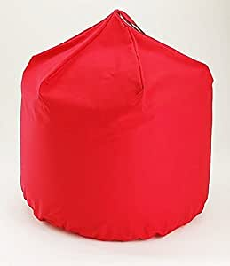 Hallways Bean Bag Extra Large Cotton Red With Beans Hallways ®