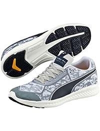 Puma Chaussure Axis v4 Mesh Graphic Rose et Orange T37