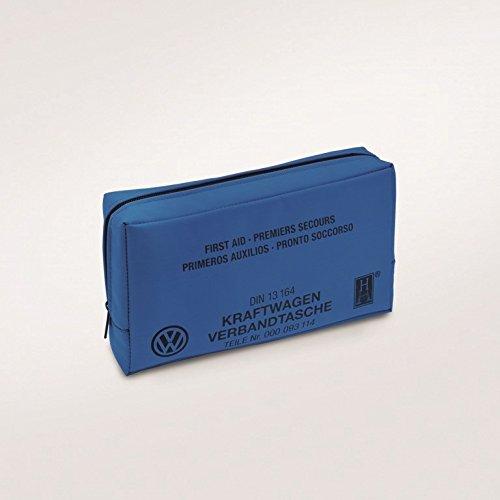 Preisvergleich Produktbild Verbandtasche Verbandkasten Sicherheit Volkswagen Original Zubehör Erste Hilfe 000093114