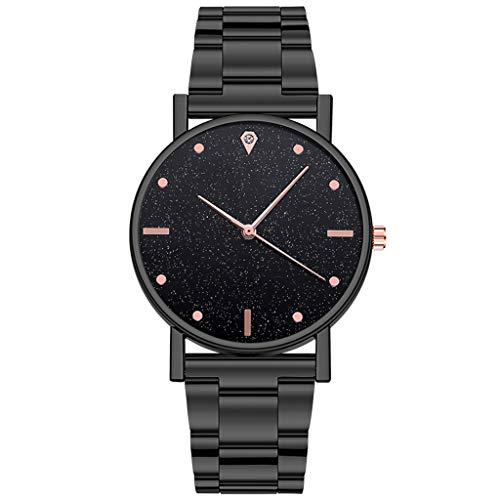 RODMA Ladies' Fine Watch Stainless Steel Dial Quartz Watch Casual Elegant Bracelet Watch Selected Gifts