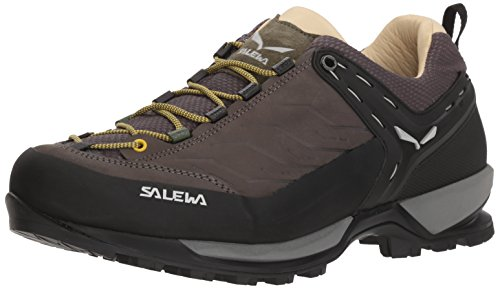 Salewa Ms Mtn Trainer L, Zapatos de Low Rise Senderismo para Hombre, Marrón Walnut/Golden Palm 7509...