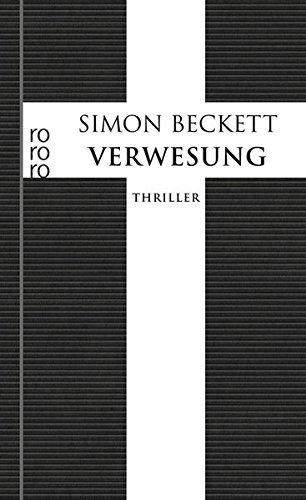Verwesung by Simon Beckett (2014-02-01)