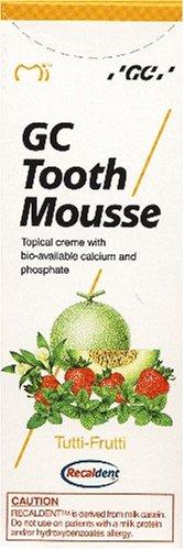 GC Tooth Mousse Recaldent Tutti-Frutti 40g