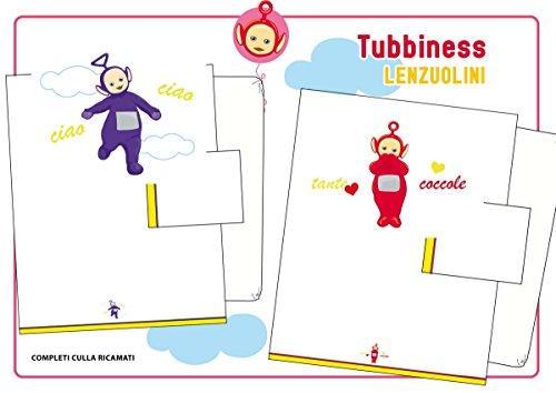 Set Babykleidung Baby Wiege Teletubbies Bettwäsche teletubis 11* 12571Kostenloser Versand