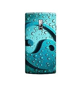 Ebby Premium Printed 3D Designer Back Case Cover For OnePlus Two (Premium Designer Cae)