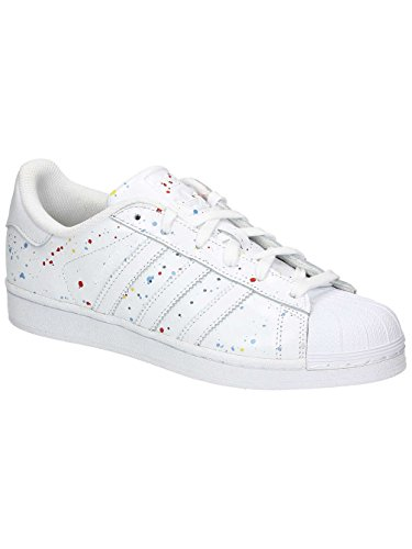 Adidas Sneaker SUPERSTAR B42618 Weiß Mehrfarbig weiß / bunt