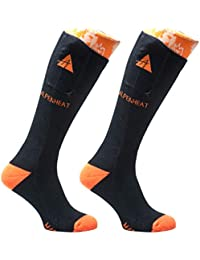 Alpenheat AJ18 Fire-Sock Light - Calcetín calefactable Talla:S ...