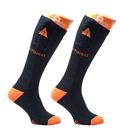 Alpenheat AJ18 Fire-Sock Light - Calcetín calefactable