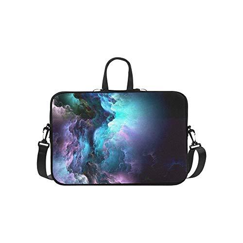 Aktentasche Laptoptasche Messenger Schulter Arbeitstasche Crossbody Handtasche für Geschäftsreisen ()